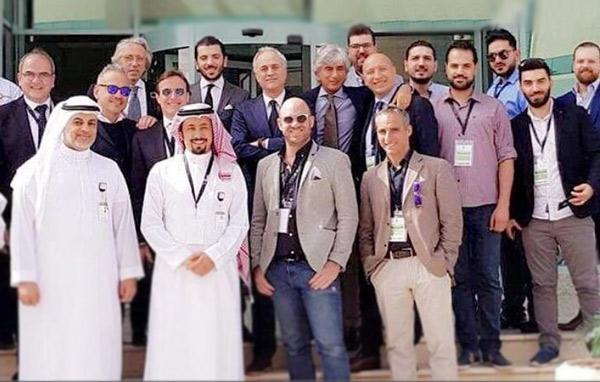 style italiano emirati arabi saudita