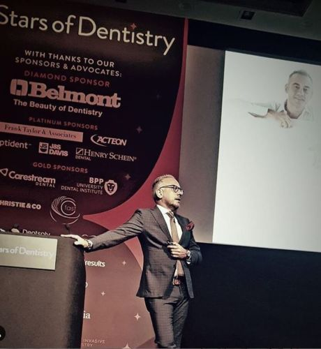 London Dentistry show devoto walter