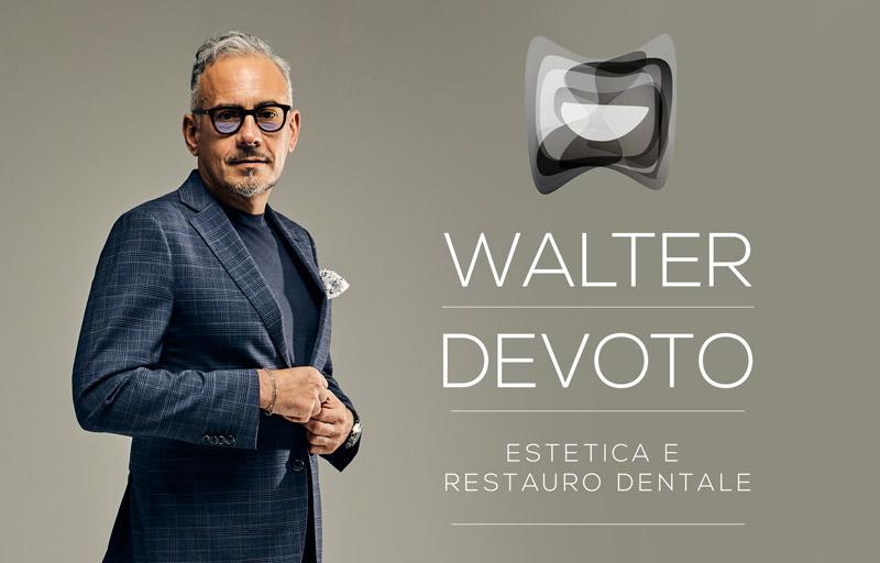 Walter Devoto Estetica e restauro Dentale Genova
